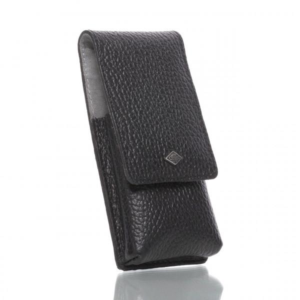 Giesen & Forsthoff Etui aus Leder für Rasierhobel 1