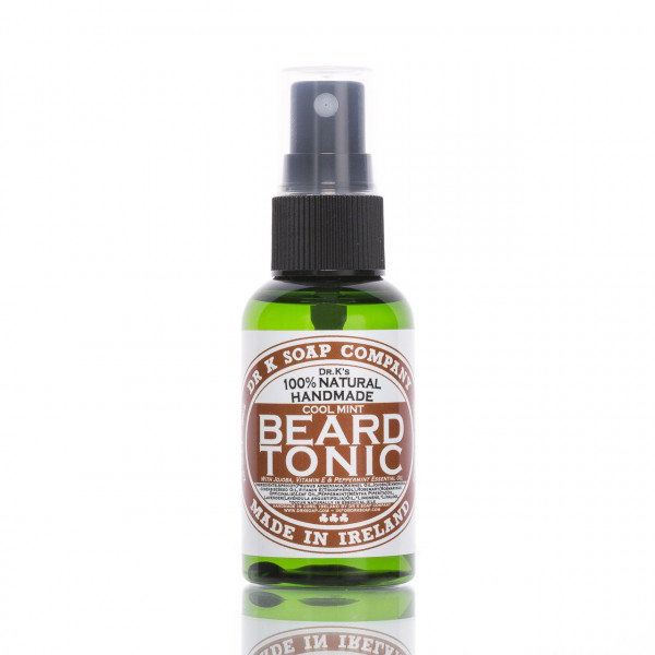 Dr K Soap Company Bartöl Beard Tonic Cool Mint 50ml