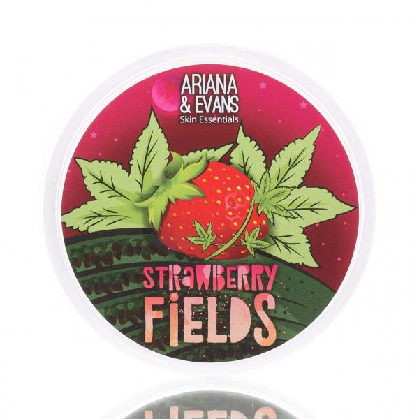 A&E Ariana & Evans Rasierseife Strawberry Fields 100ml 1