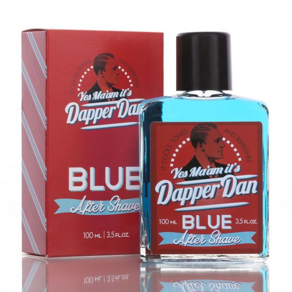 Dapper Dan After Shave Rasierwasser Blue 100ml 1