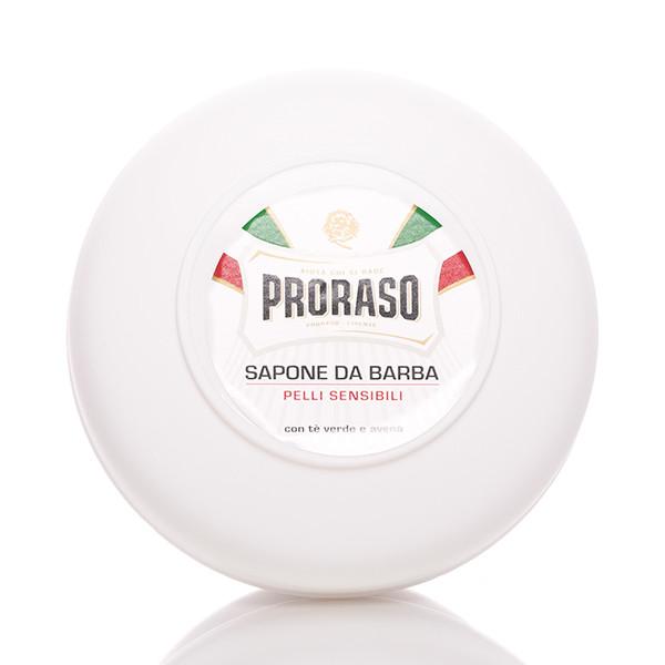 Proraso Rasierseife Sensitive (White) in Schale 150ml 1