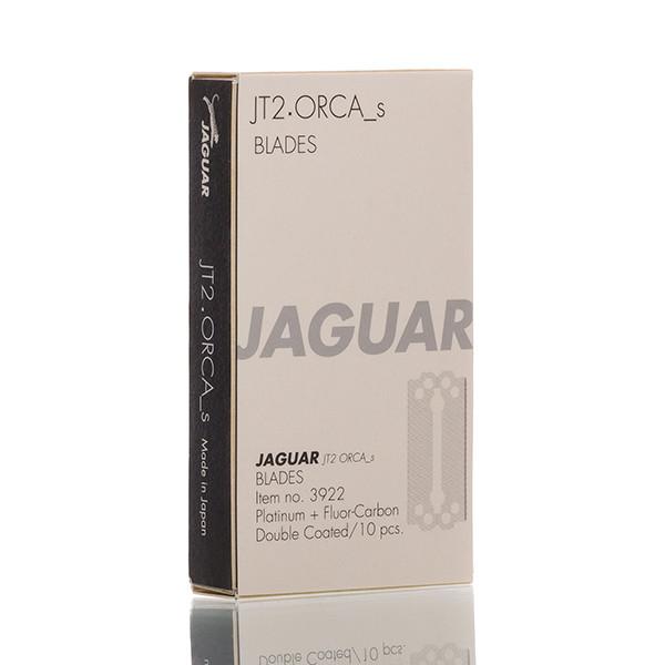 Jaguar Rasierklingen JT2 ORCA S, Double Edge (10 Stk.)