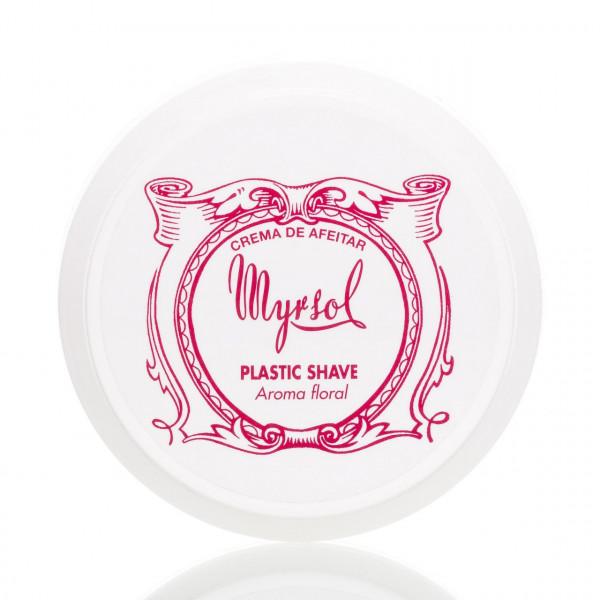 Myrsol Rasiercreme Plastic Shave 150g 1