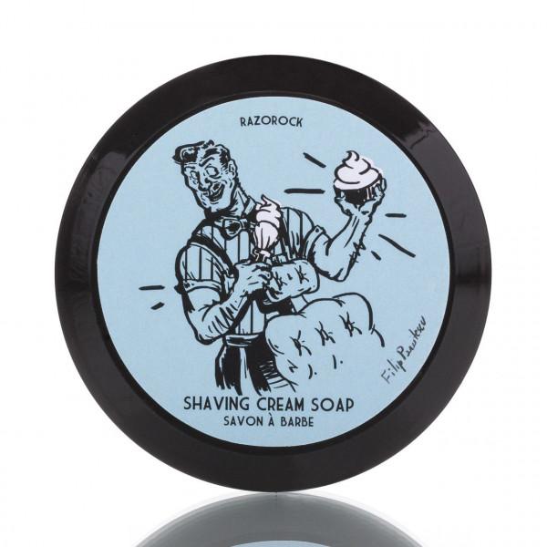 RazoRock Rasierseife Blue Barbershop 150ml 1