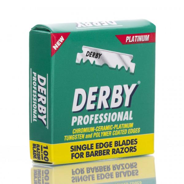 Derby Rasierklingen Professional, Single Edge (100 Stk.)