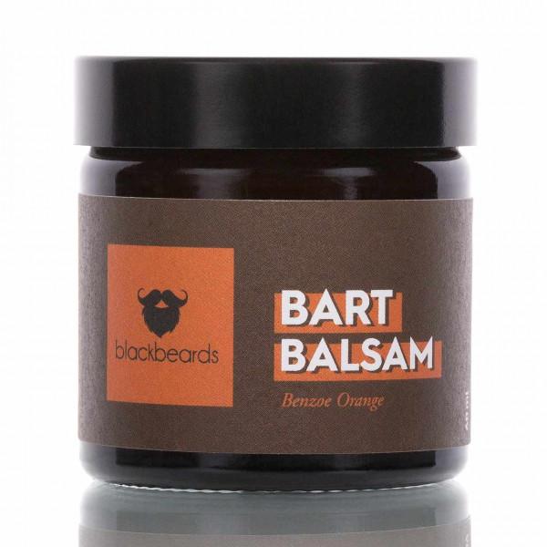 blackbeards Bartbalsam Benzoe Orange 60ml