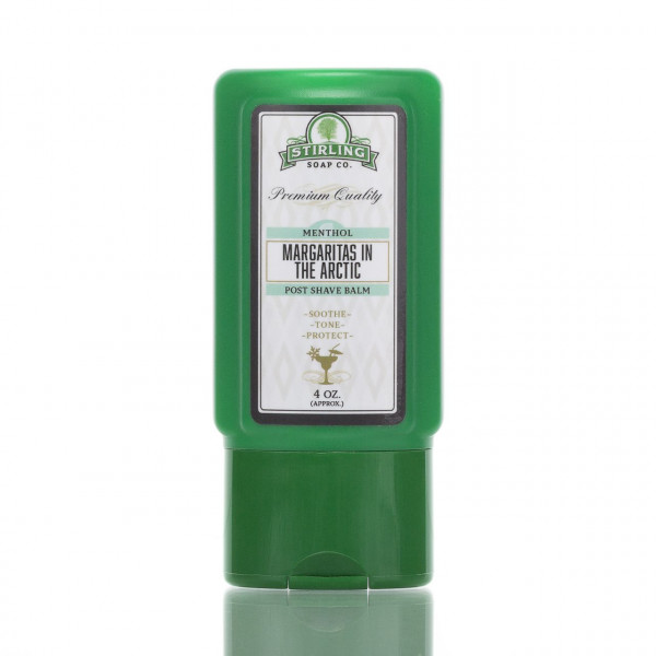 Stirling Soap Company After Shave Balsam Margaritas in the Arctic 118ml
