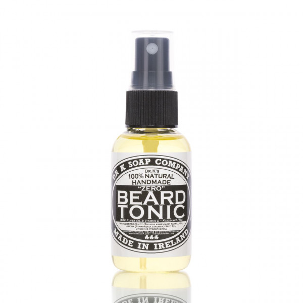 Dr K Soap Company Bartöl Beard Tonic Zero 50ml