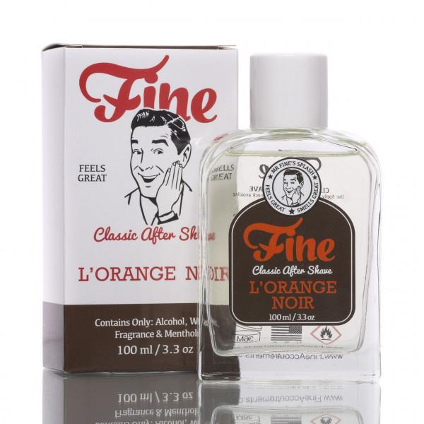Fine After Shave Rasierwasser L'Orange Noir 100ml 1