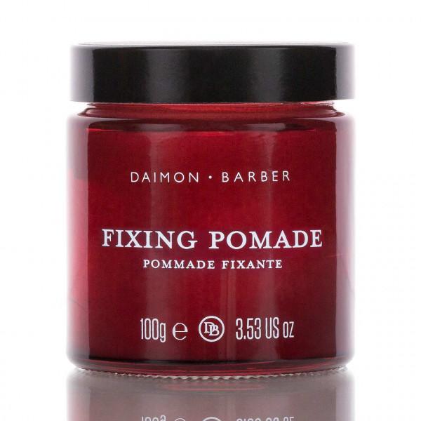 Daimon Barber Pomade Fixing Pomade Strong Hold Medium Shine 100g 1