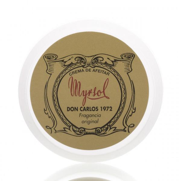 Myrsol Rasiercreme Don Carlos 1972 150g 1