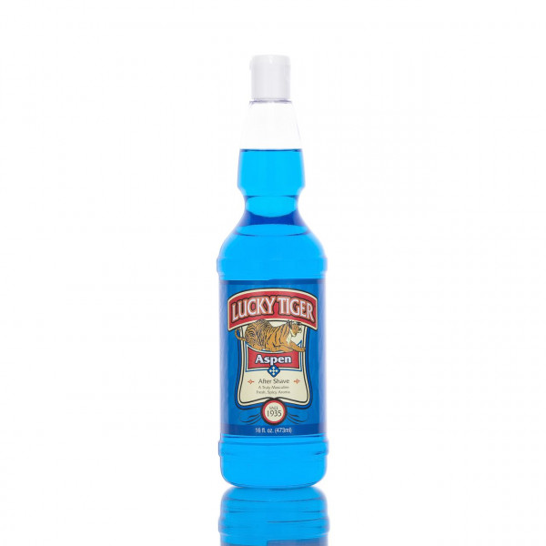 Lucky Tiger After Shave Rasierwasser Aspen 473ml