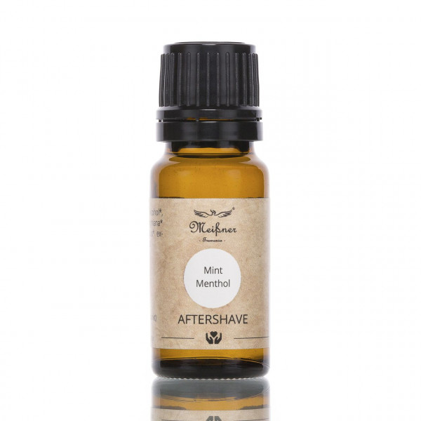 Meißner Tremonia After Shave Rasierwasser Mint Menthol Probe 10ml