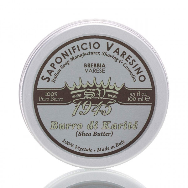 Saponificio Varesino Sheabutter 100ml 1