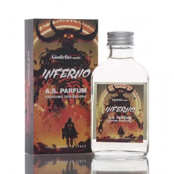 The Goodfellas' Smile After Shave Rasierwasser & Parfüm Inferno 100ml 1