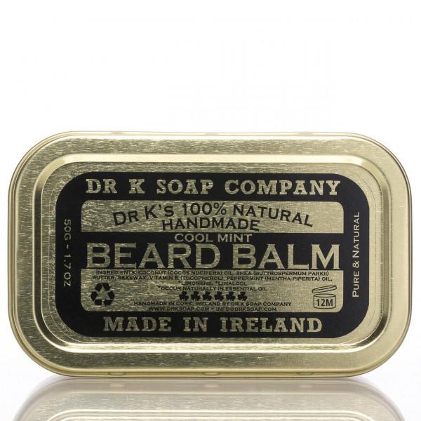 Dr K Soap Company Bartbalsam Cool Mint 50g 1