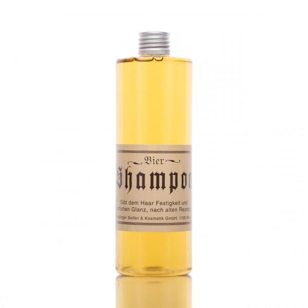 Haslinger Seifen & Kosmetik Shampoo Bier 400ml