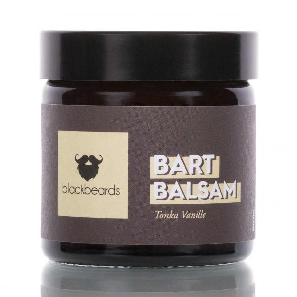blackbeards Bartbalsam Tonka Vanille 60ml