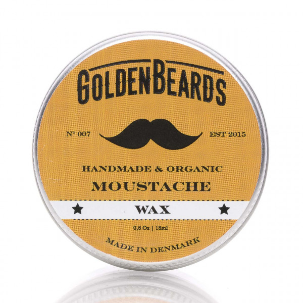 Golden Beards Bartwichse 15ml 1