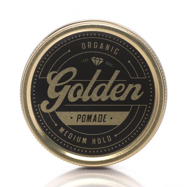 Golden Beards Pomade Golden Medium Hold 100ml 1