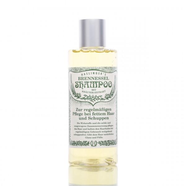Haslinger Seifen & Kosmetik Shampoo Brennessel gegen Schuppen 200ml