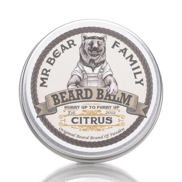 Mr. Bear Family Bartbalsam Citrus 60ml 1