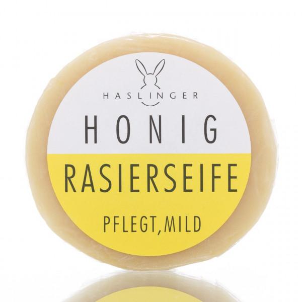 Haslinger Seifen & Kosmetik Rasierseife Honig 60g
