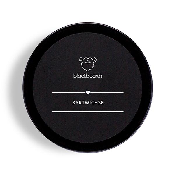 Eine Bartwichse von blackbeards