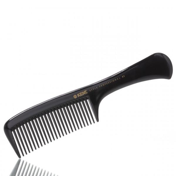 KENT Haarkamm mit Griff SPC 83 1
