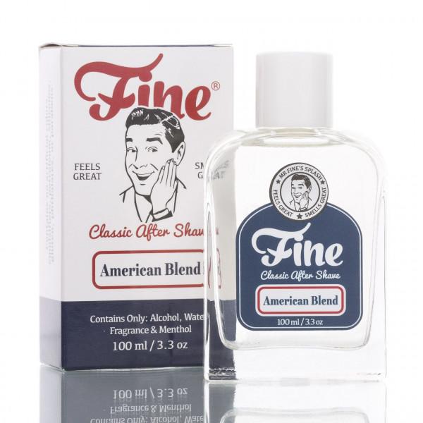 Fine After Shave Rasierwasser American Blend 100ml 1