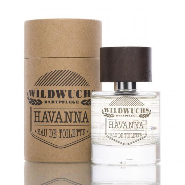Wildwuchs Bartpflege Eau de Toilette Havanna 50ml 1