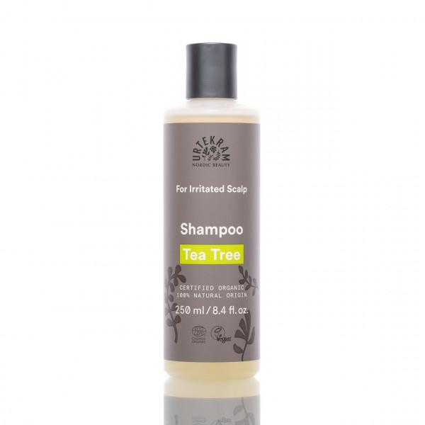 Urtekram Shampoo gegen gereizte Kopfhaut Teebaum 250ml