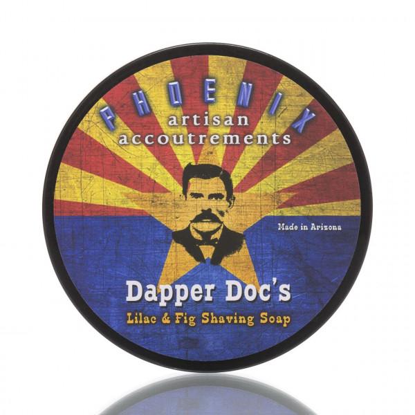 Phoenix Artisan Accoutrements Rasierseife Dapper Doc's 114g 1