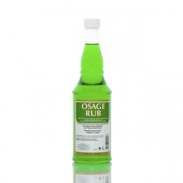 Clubman Pinaud Haarwasser & Gesichtswasser Osage Rub 414ml