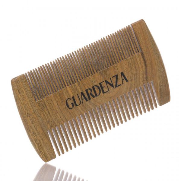 Guardenza Bartkamm Ansicht vom Kamm leicht schräg